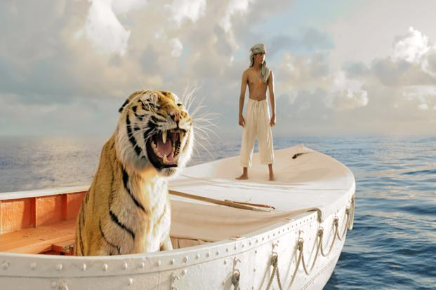 'Life of Pi' won the best director award for the second time for Ang Lee and also took home the Oscars for cinematography, visual effects, and original score.