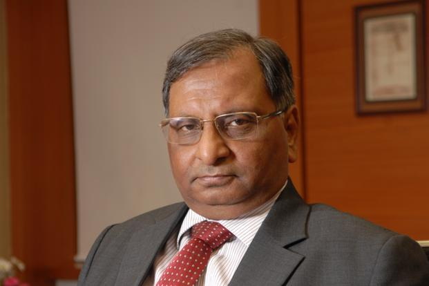 A file photo of RBI deputy governor Anand Sinha. Photo: Hemant Mishra/Mint