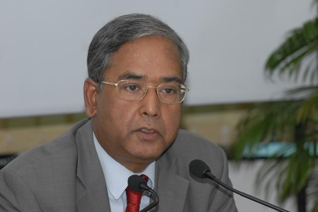 A file photo of Sebi chairman U.K. Sinha. Photo: Hemant Mishra/Mint