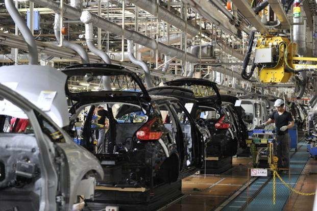 Japan Factory Output Rises For Second Month In A Row