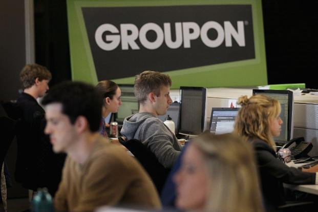 The Groupon board met on Thursday and decided to replace Andrew Mason. No Groupon board members will be considered as CEO candidates, according to a person familiar with the board's deliberations. Photo: AFP (AFP)