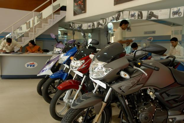 tvs motor u2019s total sales dip marginally in feb