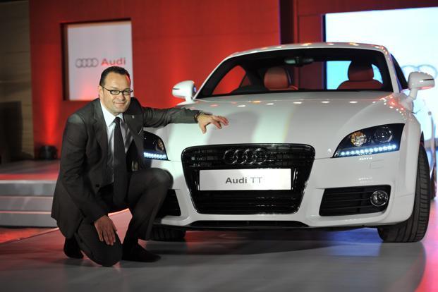 Audi Indias Car Sales Rise Livemint - Audi car sales
