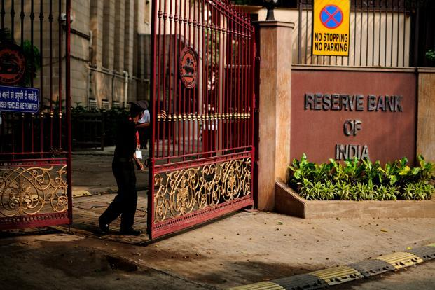 A file photo of Reserve Bank of India building in New Delhi. Photo: Pradeep Gaur/Mint