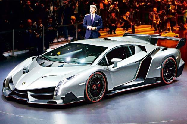 Supercars steal the spotlight - Livemint