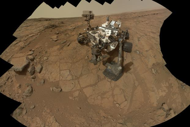 NASA rover finds conditions once suited to life on Mars