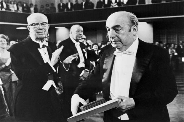 Pablo Neruda nobel prize