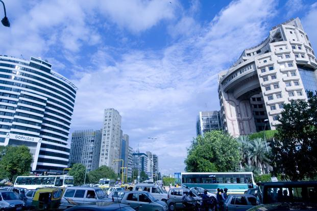 Bangalore saw the highest number and value of private equity investments at Rs3,250 crore in 2012 followed by Mumbai with Rs1,300 crore and the national capital region with Rs700 crore. Photo: Ramesh Pathania/Mint