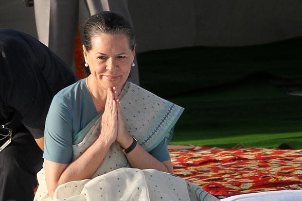 Congress president Sonia Gandhi. Photo: Hindustan Times (Hindustan Times)