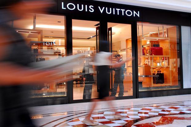 A file photo of a Louis Vuitton store at DLF Emporio mall in Gurgaon. To meet the surge in demand for real estate for luxury retail, several developers are coming up with projects in Delhi, Kolkata, Mumbai and Chennai in the next 18-24 months. Photo: Priyanka Parashar/Mint