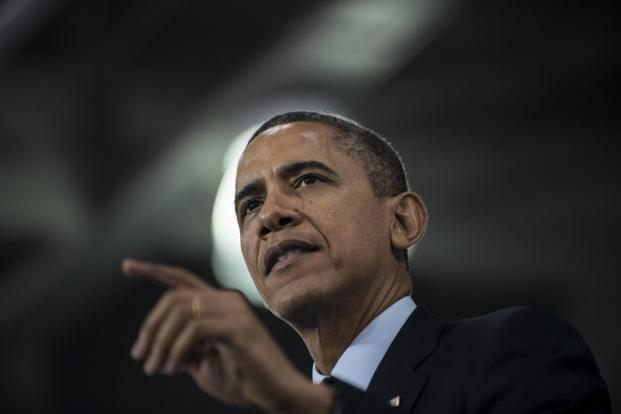 A file photo of US President Barack Obama. Photo: AFP