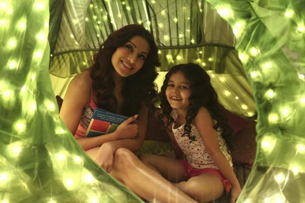 A still from the film 'Aatma'