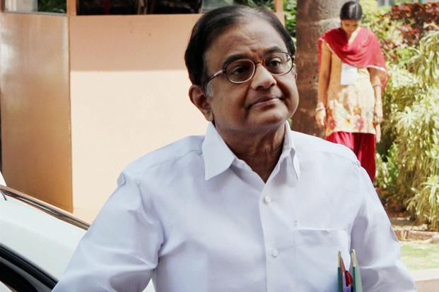 Finance minister P. Chidambaram said the government will look to implement the recommendations quickly. Photo: Vijay Kumar Joshi/PTI