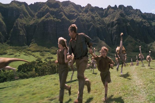 Jurassic Park: When dinosaurs ruled the Indian box office