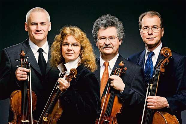 The Kodály Quartet from Hungary will be performing at the Epicentre in Gurgaon.