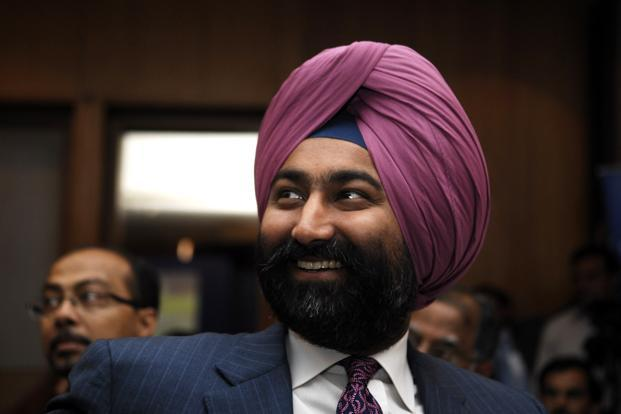 Fortis Healthcare executive chairman Malvinder Singh. Religare Voyages is promoted by brothers Malvinder Singh and Shivinder Singh. Photo: Pradeep Gaur/Mint