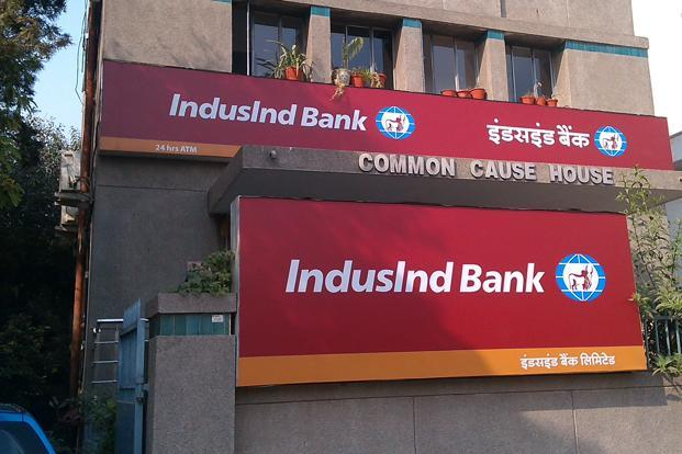 IndusInd Bank shares soared by nearly 3% to `415.70 on the NSE. Photo: Mint