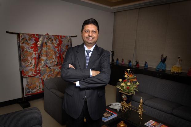 Indiareit managing partner and Piramal group veteran Khushru Jijina. Photo: Abhijit Bhatlekar/Mint (Abhijit Bhatlekar/Mint)