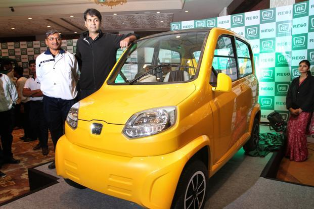 new car launches of bajajBajaj RE60 awaits green signal from government  Livemint