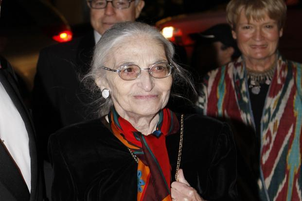 Ruth Prawer Jhabvala ((1927-2013). Photo: Stan Honda/AFP.
