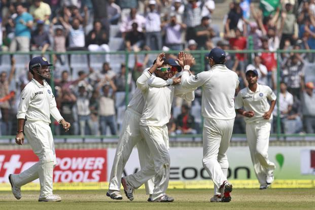 India -Australia Test series attracts highest average rating
