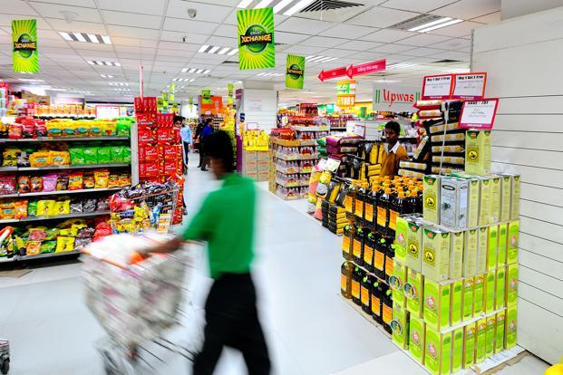 Slowing consumer demand will affect volume growth of companies such as Hindustan Unilever Ltd, Marico and Colgate-Palmolive. Photo: Priyanka Parashar/Mint
