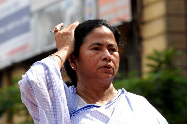 Mamata Banerjee: Known for her fiery demeanour, the CM of West Bengal is a constant for the media shutterbugs. Most recently she was  in the news when she, along with the state's finance minister Amit Mitra, was attacked in Delhi by SFI activists. Mint