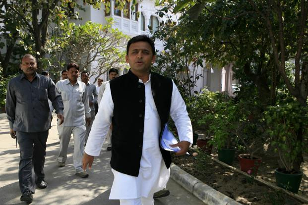 Akhilesh Yadav: The CM of India's most populous state Uttar Pradesh has found politics a tough battleground. From handling the fallout of a mafia don's arrest to distributing free laptops to the college students he is a big newsmaker. HT