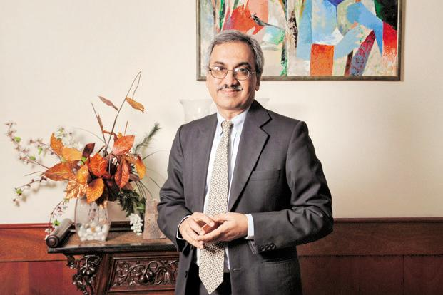 Ravi Narain, NSE's non-executive chairman, indicates that the exchange will be looking at emerging markets to begin with. Photo: Abhijit Bhatlekar/Mint