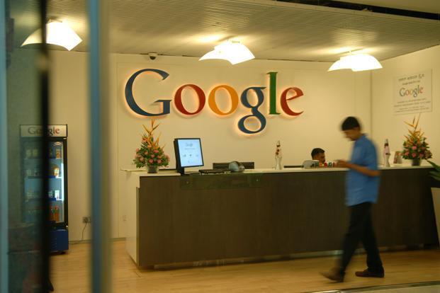 A file photo of Google office in Bangalore. Photo: Hemant Mishra/Mint
