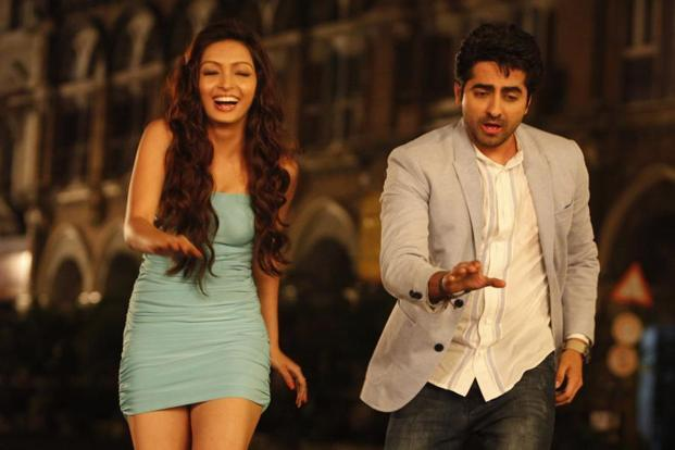 A still from 'Nautanki Saala!'
