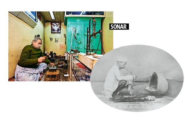 "photo essay we the people then and now slideshow livemint photo dileep prakash this sonar right was captioned by the british as ""most ancient order of"