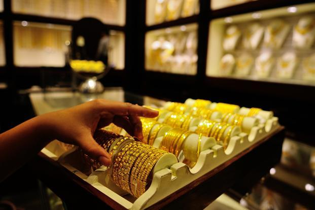 Gold prices closed below the Rs29,000 per 10g mark at the domestic bullion hub on Friday. Photo: Priyanka Parashar/Mint