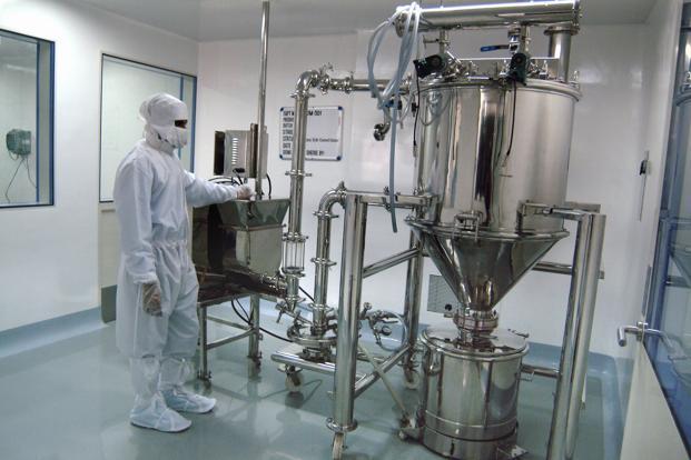 A file photo of Glenmark Pharmaceuticals's Ankleshwar Plant in Gujarat. (A file photo of Glenmark Pharmaceuticals's Ankleshwar Plant in Gujarat.)