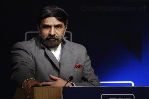 For the meeting commerce and industry minister Anand Sharma will be accompanied by a team of high level official, including commerce secretary S.R. Rao, additional secretary Rajeev Kher, among others. Photo: Mint