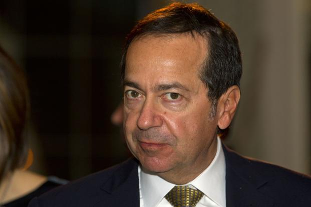 John Paulson. Photo: Jin Lee/Bloomberg