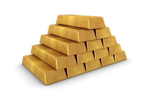 The price of gold is down 24% in dollar terms from the peak price of $1,900 per ounce. Photo: iStock