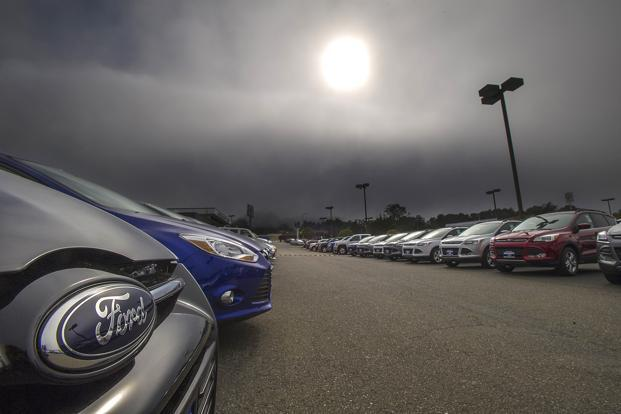 Ford aims to take 6% of the market by 2015, said David Schoch, the group vice-president who runs Asia-Pacific operations. Photo: David Paul Morris/Bloomberg