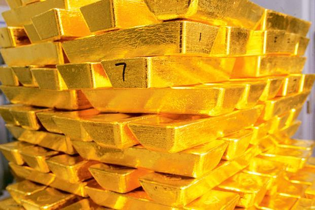 The Gold Price Rose 1 32 To 386 Per Ounce At This