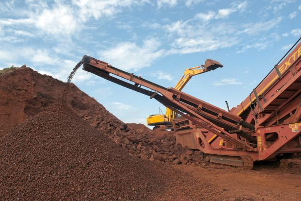 A total ban on mining in Karnataka came into force in 2011 because of environmental concerns. Photo: Aniruddha Chowdhury/Mint (Aniruddha Chowdhury/Mint)