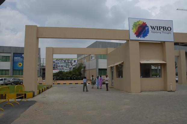 Wipro forecast revenue in the range of $1.57-1.61 billion for the quarter ending June. Photo: Hemant Mishra/Mint
