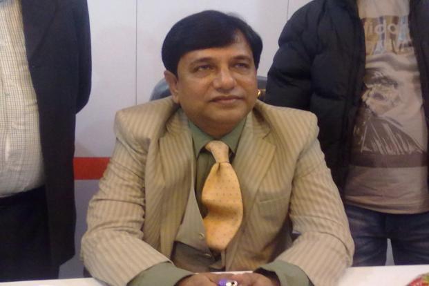 A file photo of Saradha Group chairman Sudipta Sen. (A file photo of Saradha Group chairman Sudipta Sen.)