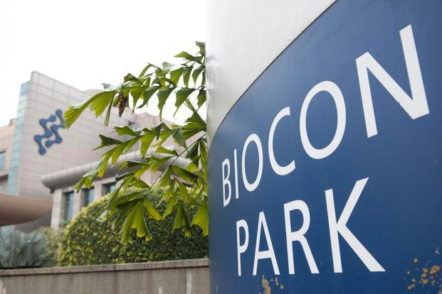 Biocon said that it received $20 million from US drug maker Mylan Inc. as an upfront payment related to its deal on insulin products. Photo: Aniruddha Chowdhury/Mint