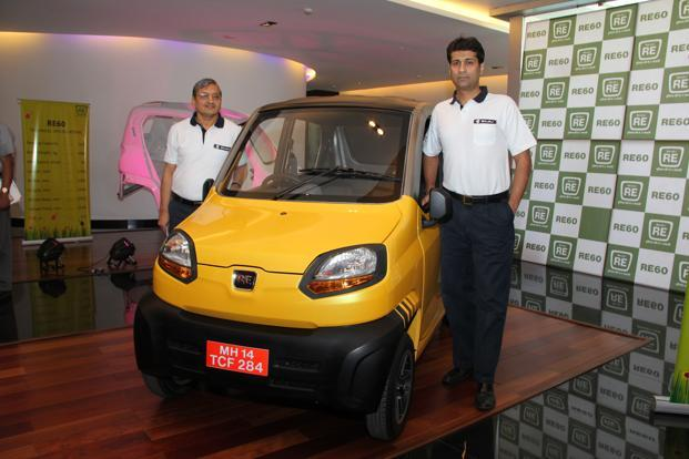 Bajaj Auto's RE60, which weighs 450 kg and is 2.75m in length, is at the centre of the debate.