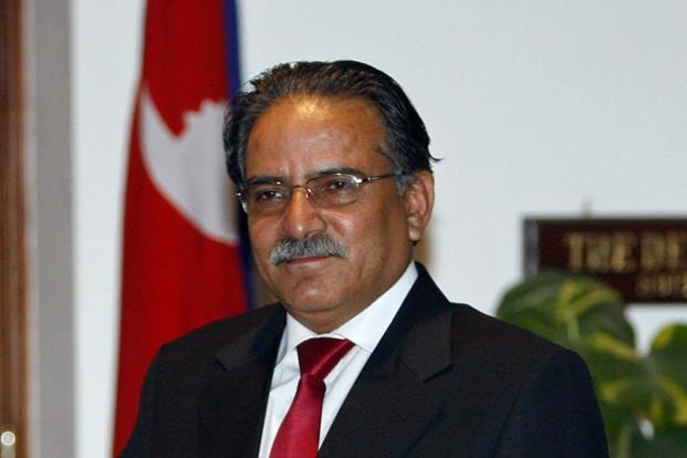 A file photo of Prachanda. Photo: Reuters