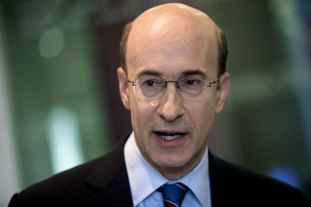 A file photo of Harvard University professor Kenneth Rogoff. Photo: Jerome Favre/Bloomberg