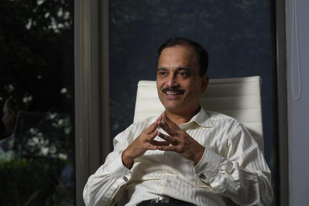 Nitin Paranjpe says HUL's position on consumers and trends has been that it will see an India where people will have more money, and where consumption is changing and so are aspirations. Photo: Abhijit Bhatlekar/Mint (Abhijit Bhatlekar/Mint)