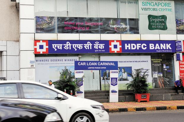 Part of the reason for the rapid strides made by HDFC Bank is ICICI Bank's decision a few years ago to shrink its loan book as it came under the pressure of bad loans. Photo: Priyanka Parashar/Mint