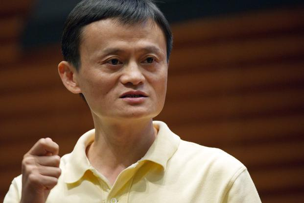 Jack Ma, chairman, Alibaba Group Holding Ltd. Photo: Bloomberg