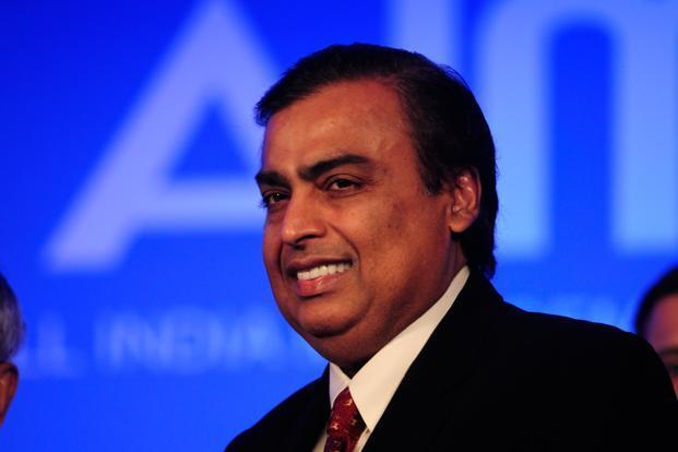 A file photo of Mukesh Ambani, chairman Reliance Industries. Photo: Pradeep Gaur/Mint (Pradeep Gaur/Mint)